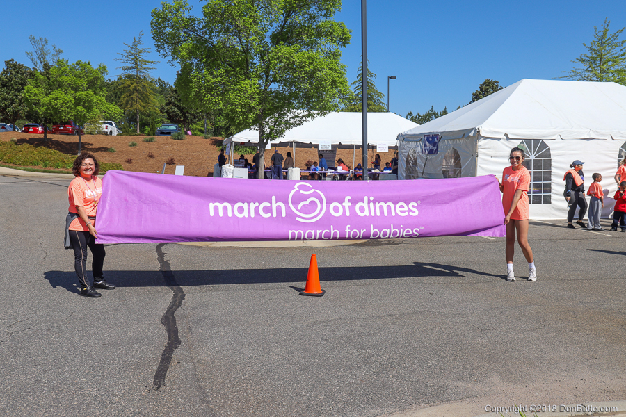 March of Dimes: March for Babies - Finish Line