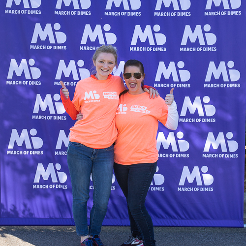 March of Dimes: March for Babes - Volunteers